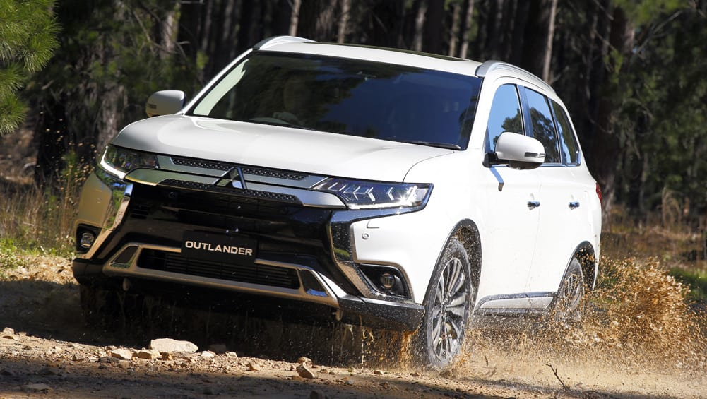 Mitsubishi Outlander 2020 pricing and spec confirmed: Increased gear a
