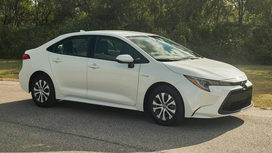 Toyota Corolla 2020 sedan smashes crash-safety tests