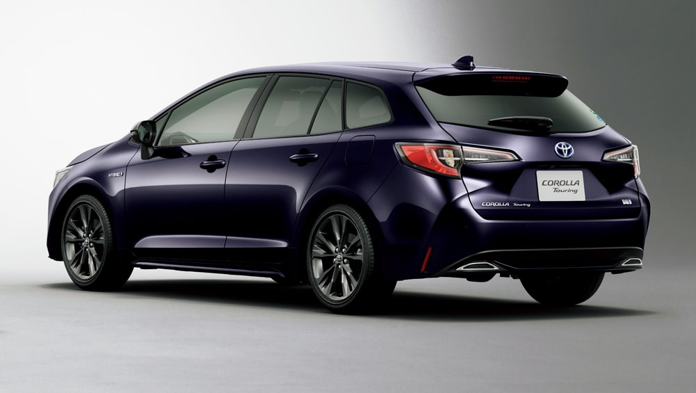 toyota corolla 2020 wagon launches in japan australia to