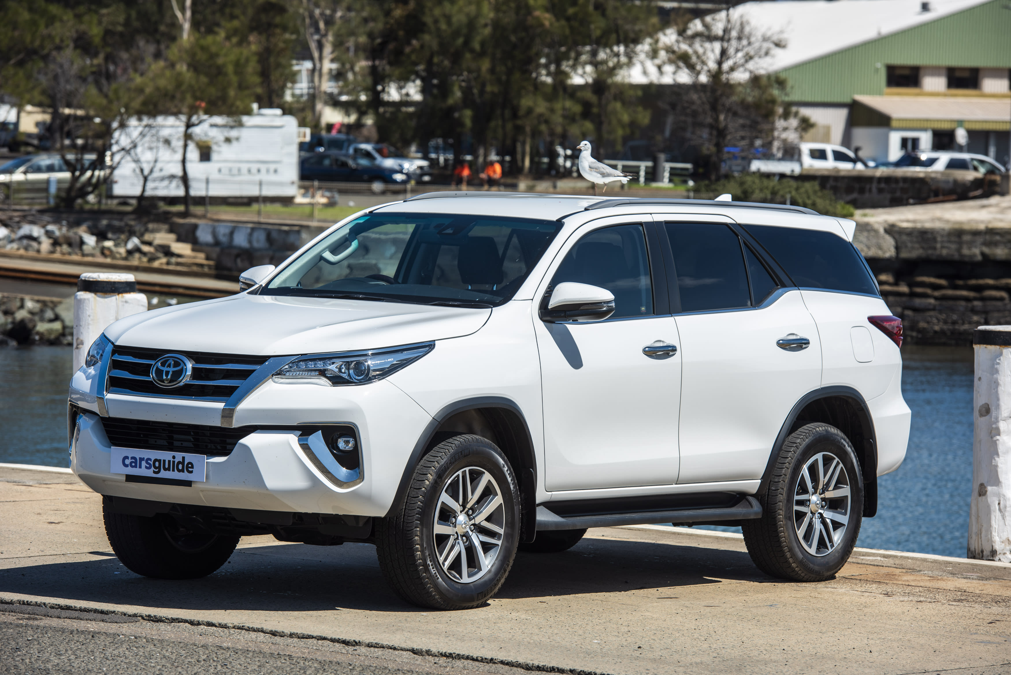 Toyota Fortuner 2020 Review Crusade Carsguide