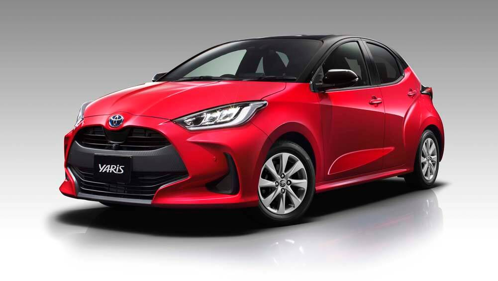 Toyota Yaris 2020 officially revealed: New light car here in mid-2020