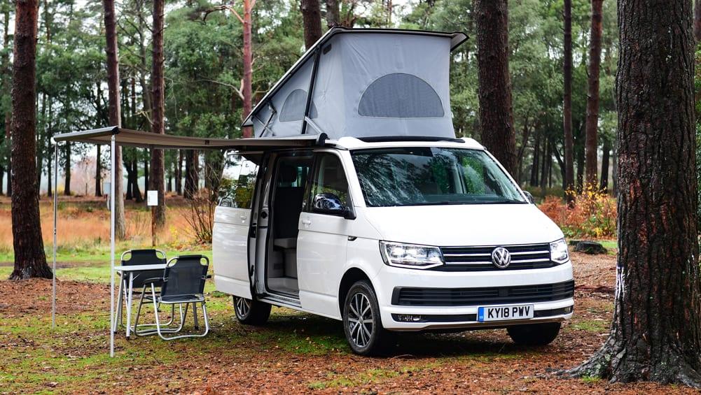VW California 2020: Entry-level Beach campervan gains fold
