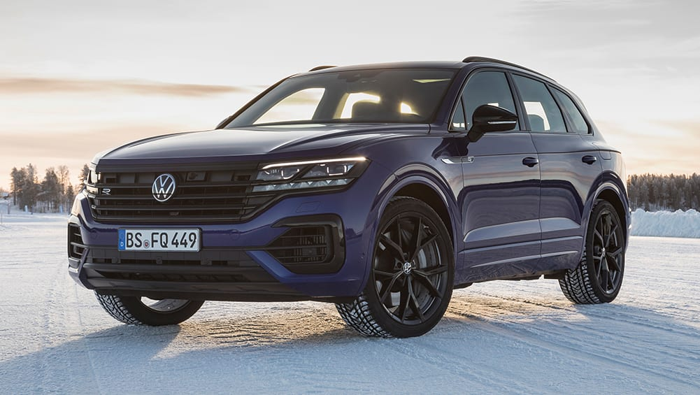 New VW Touareg R 2021 detailed: Performance SUV gets 340kW ...