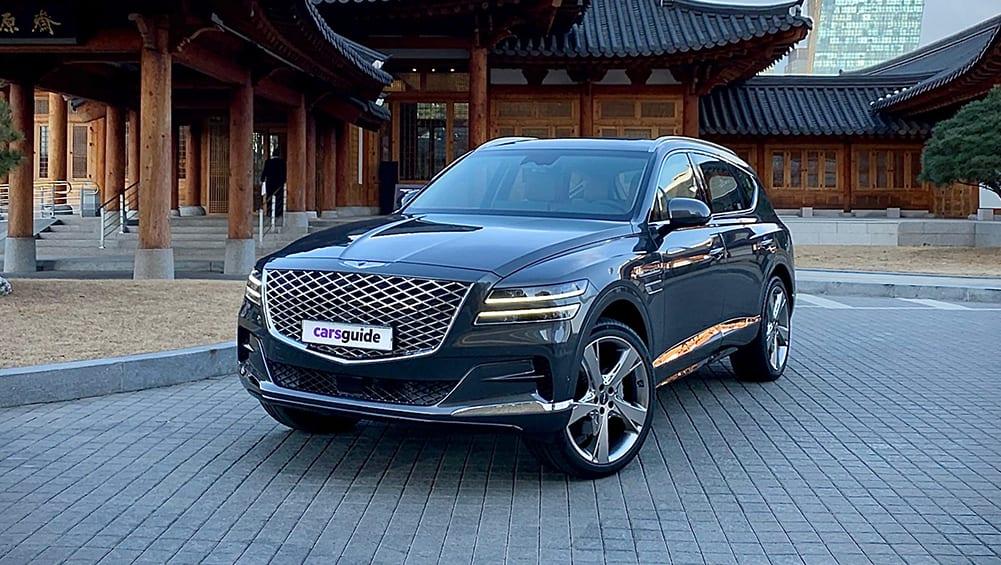 Genesis Gv80 2020 Review Carsguide