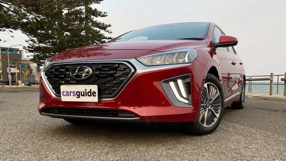 Hyundai Ioniq 2020 review: Plug-in Hybrid Premium