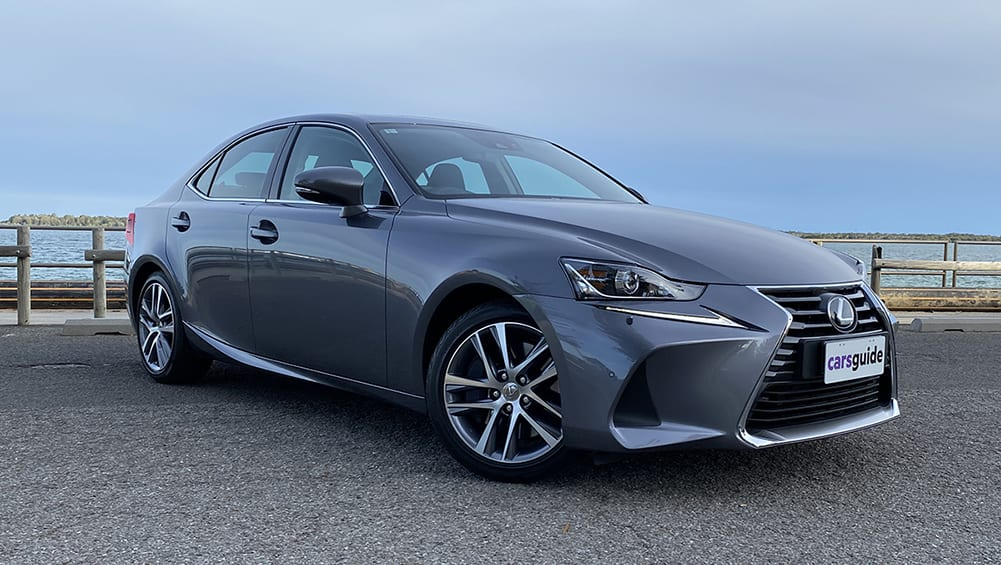 lexus is300 2020 review: luxury | carsguide