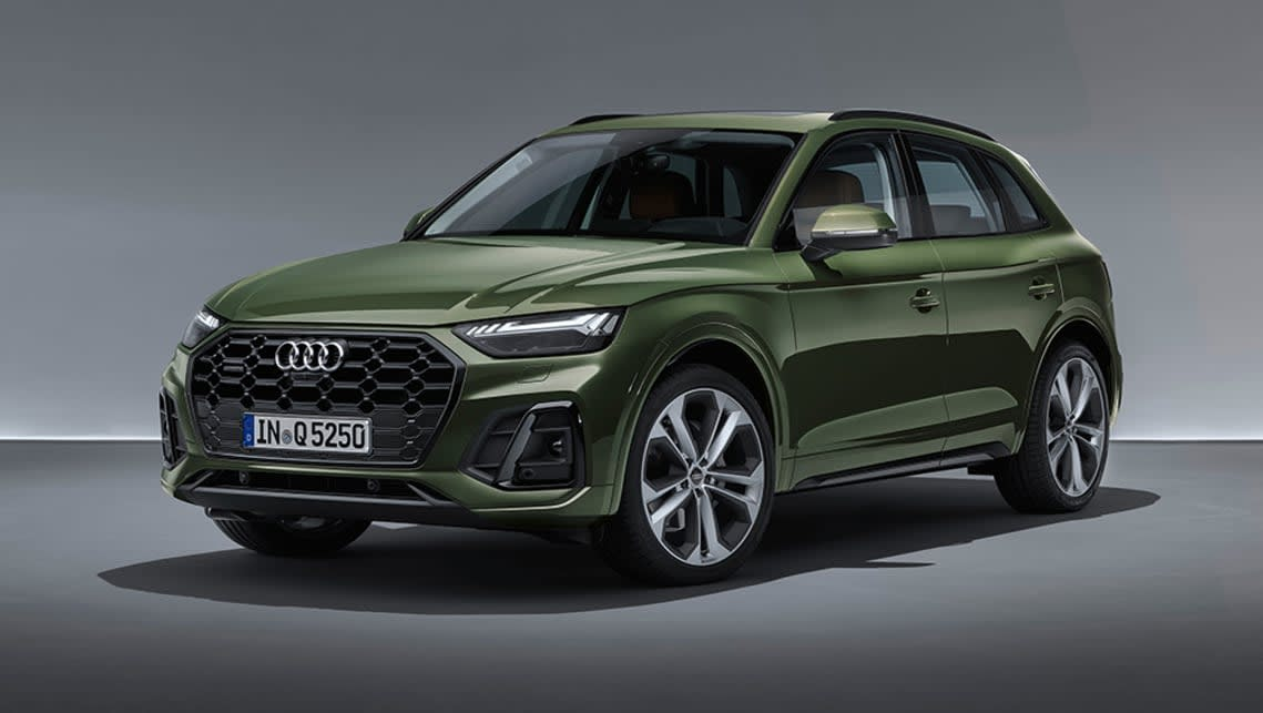2021 Audi Q5 Pricing And Specs Detailed Mercedes Glc Bmw X3 Lexus Nx And Volvo Xc60 Rival Gets Dearer With Facelift Car News Carsguide