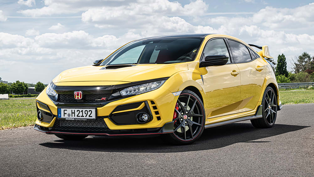 New Honda Civic Type R Limited Edition 2021 pricing and specs detailed: Renault Megane RS Trophy-R rival gets lucky