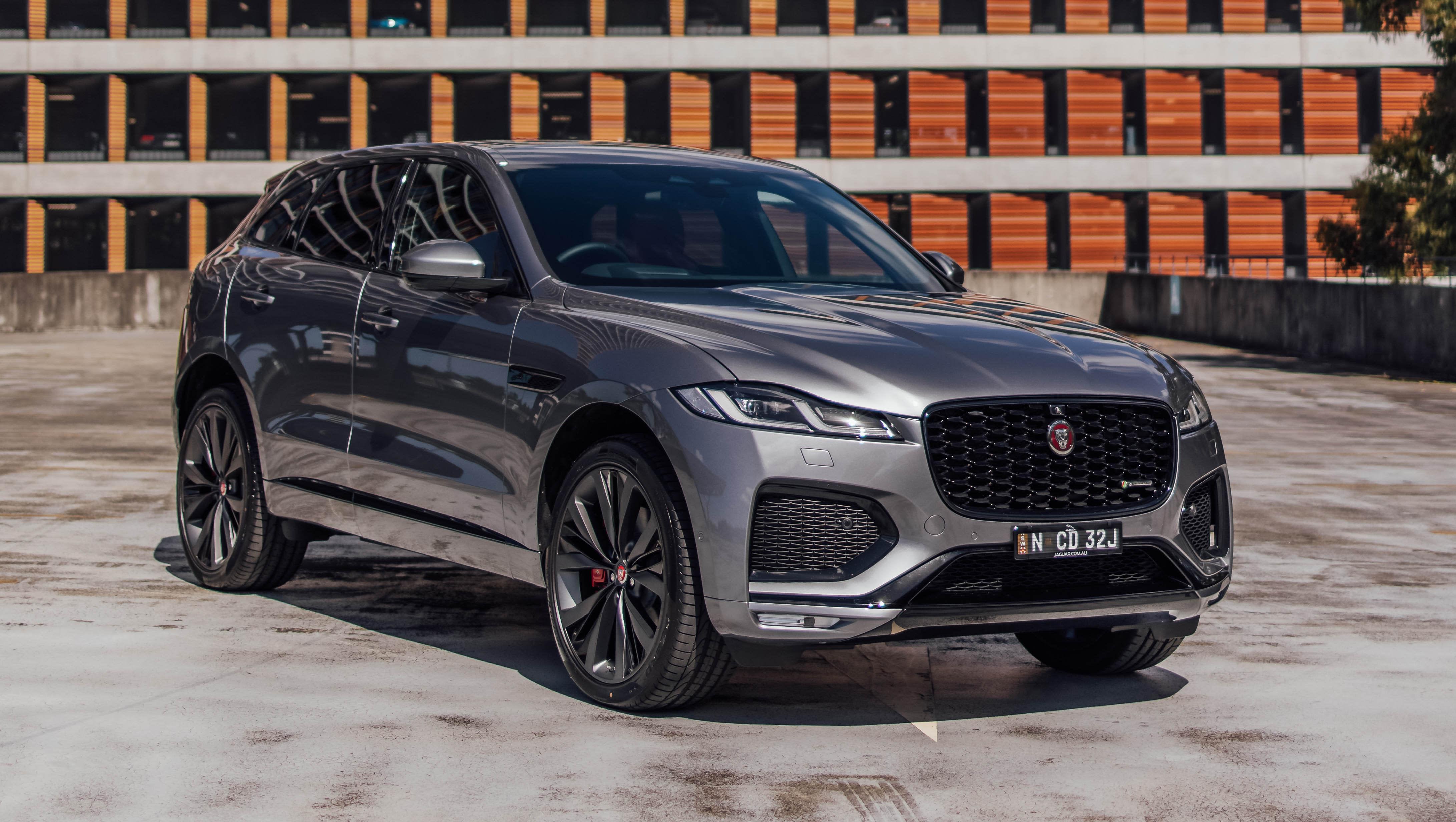 Jaguar F-Pace 2021 review: R-Dynamic SE snapshot - The ...
