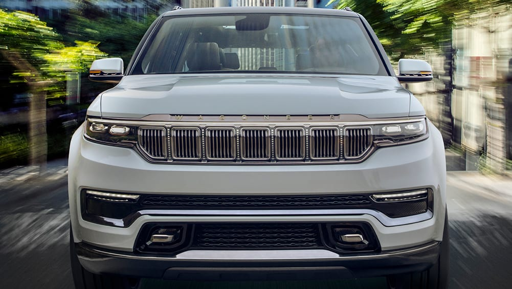 Jeep Grand Cherokee 2022 When The New Toyota Kluger And Nissan Pathfinder Rival Will Go On Sale Revealed Car News Carsguide