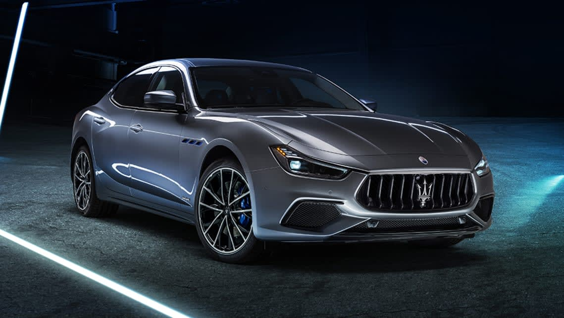 New Maserati Ghibli Hybrid 2021 detailed: Mercedes-Benz E-Class and BMW 5 Series rival to plug hybrid gap in February
