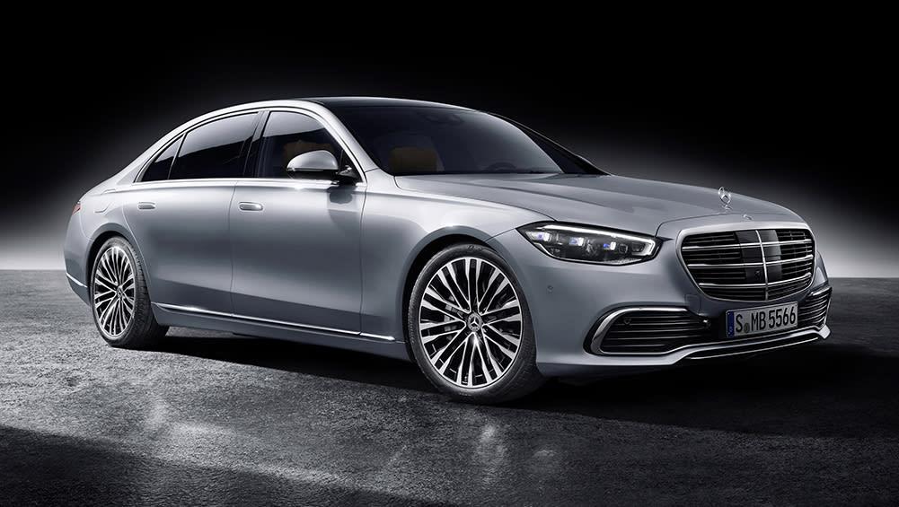 New Mercedes-Benz C-Class 2021 to adopt S-Class ...