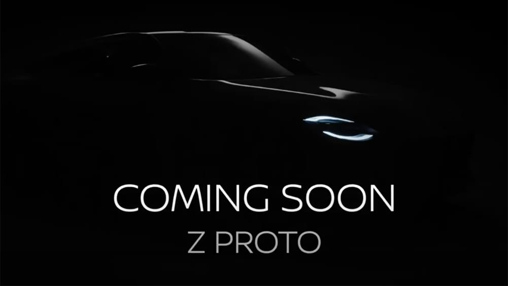 New Nissan 400Z 2021 teased! 370Z successor and Toyota ...