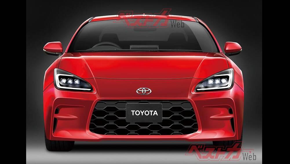 New Toyota 86 2021 and Subaru BRZ exterior and interior ...