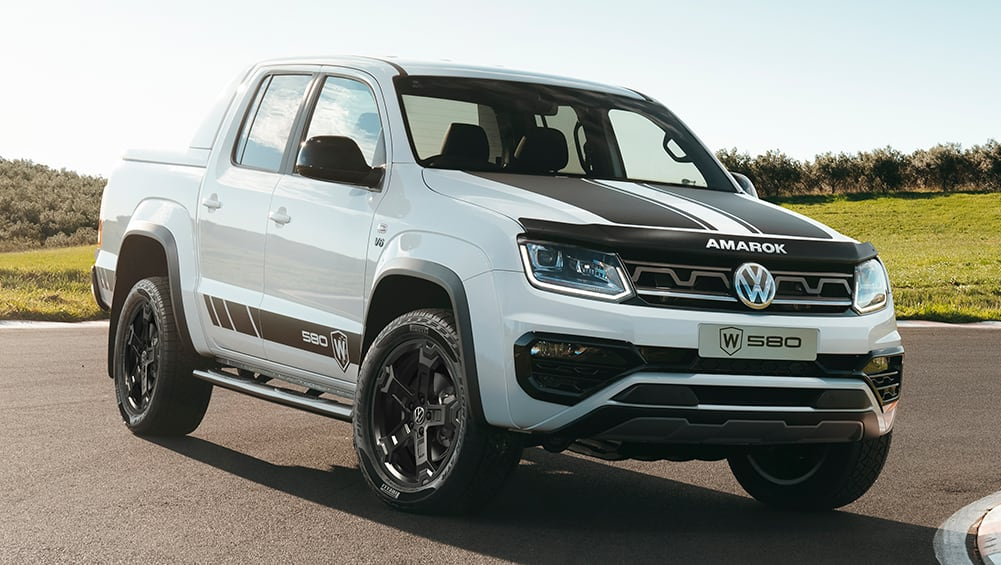 2021 volkswagen amarok w580 detailed: walkinshaw