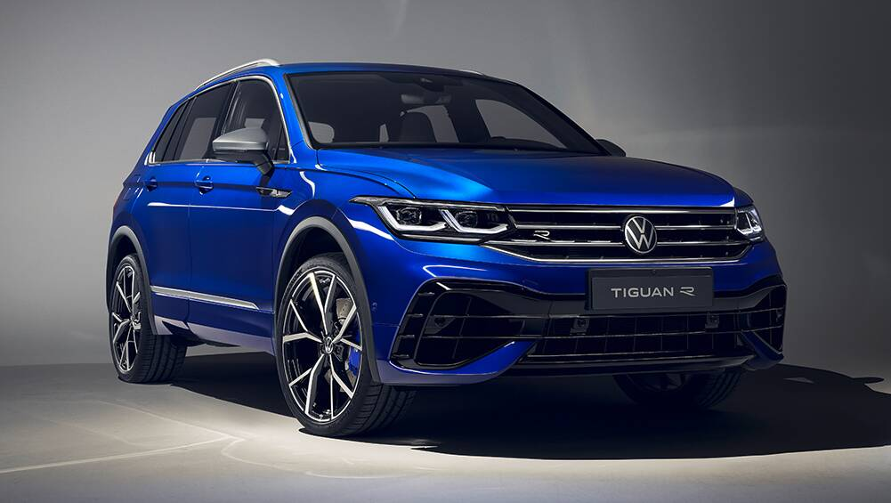 New VW Tiguan 2021 detailed: High-performance R flagship ...