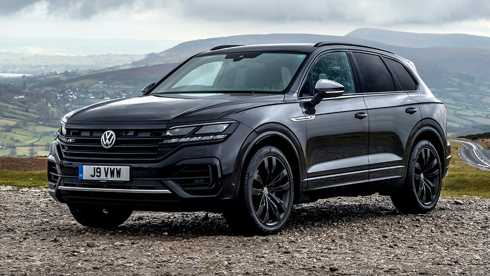 2021 VW Touareg Wolfsburg Edition pricing and specs ...