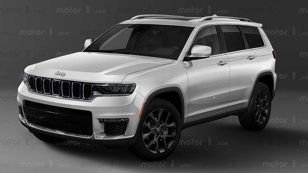 2022 Jeep Grand Cherokee revealed? New renderings show ...