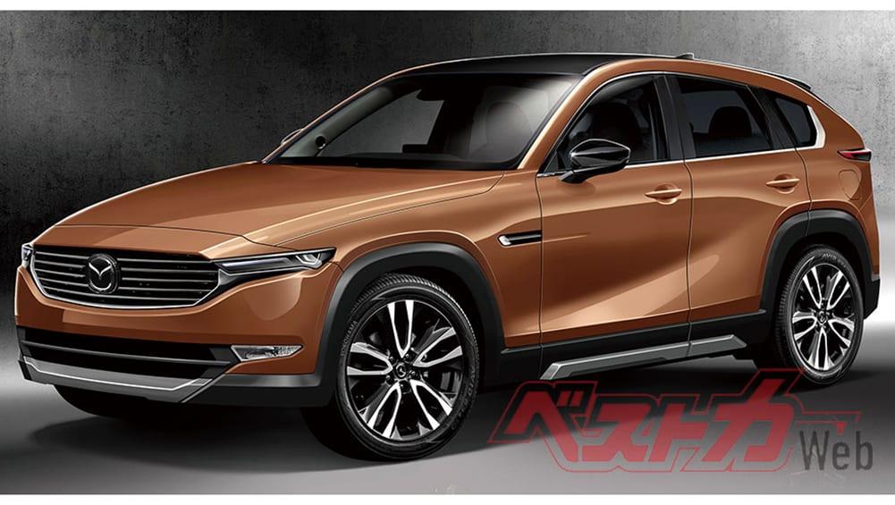 Новая Mazda CX-5 2022 перейдет на рядные шестерки
