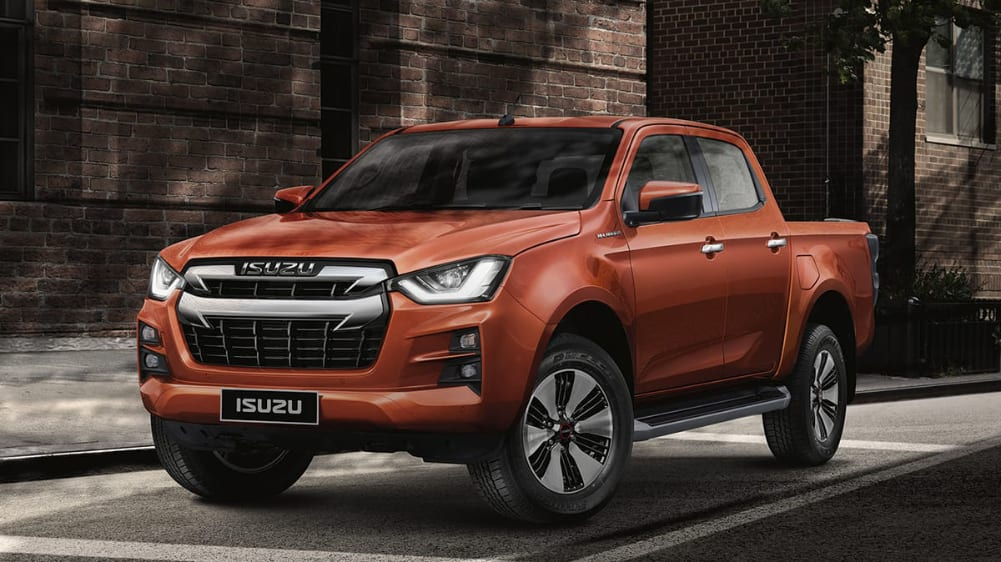 How the Isuzu D-Max 2020 is gunning for Toyota HiLux, Ford Ranger and