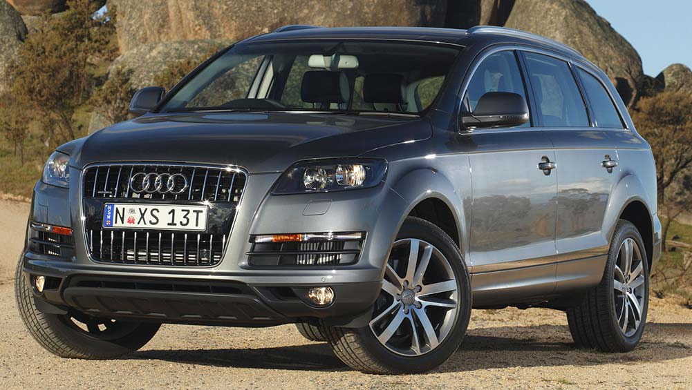 Used Audi Q7 review: 2006-2015 | CarsGuide