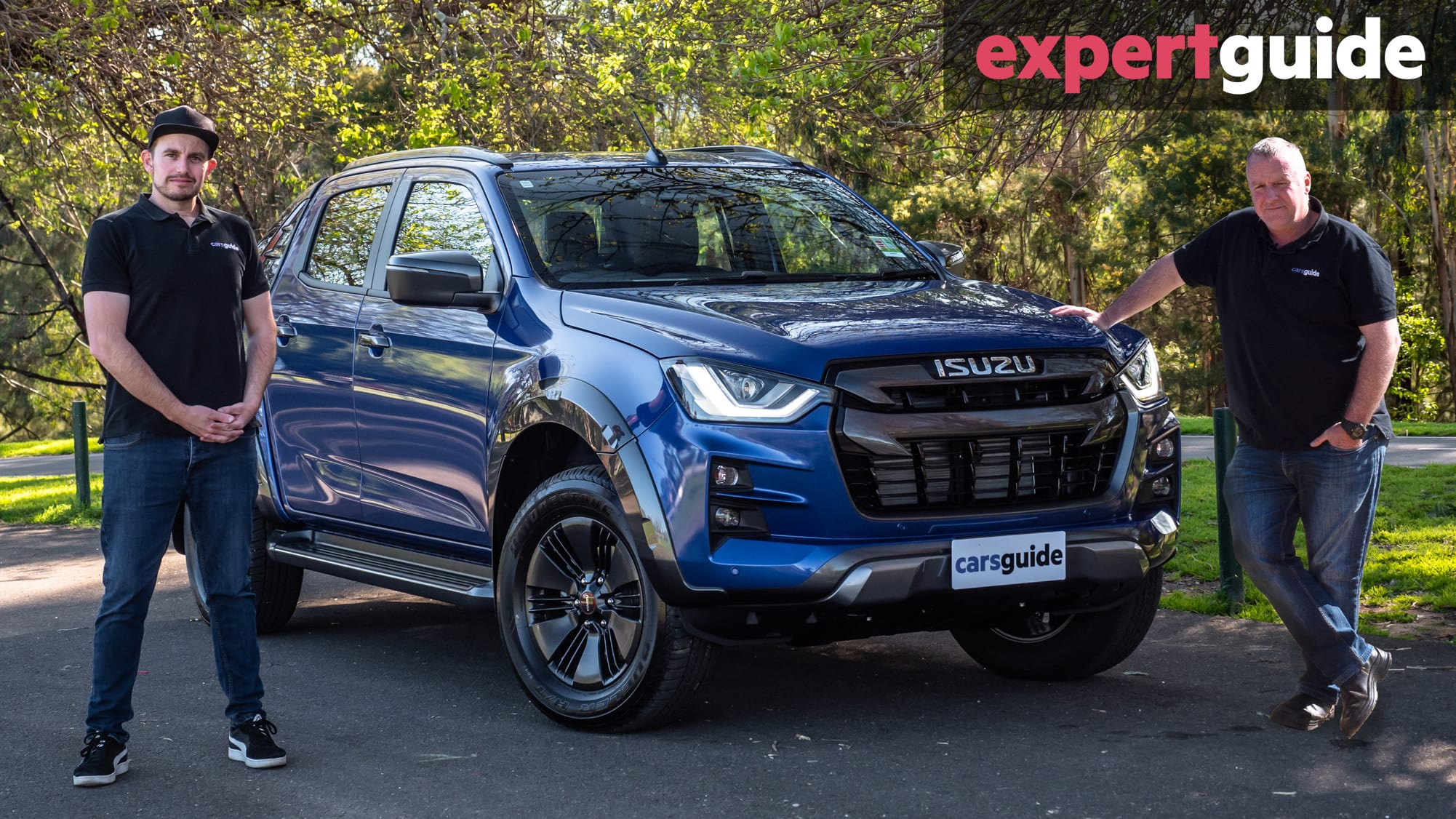 isuzu dmax 2021 review  carsguide
