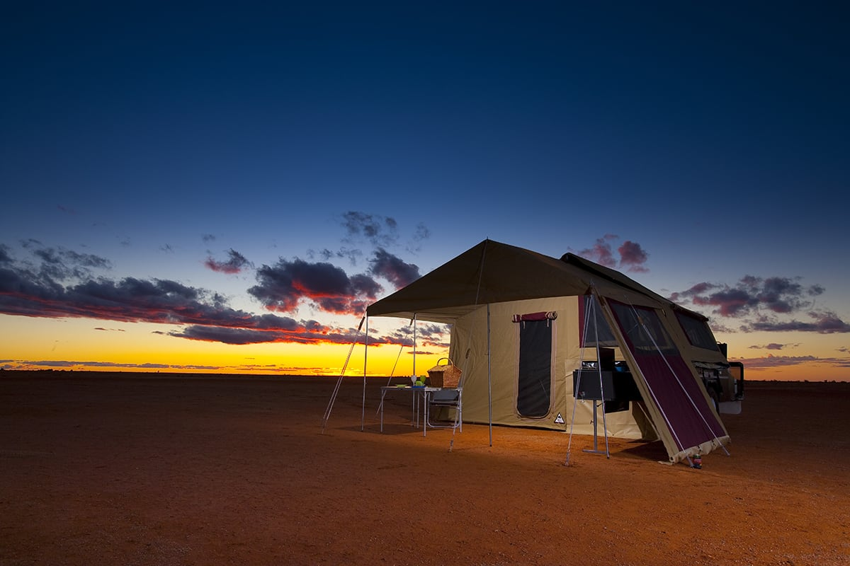 The Best Camper Trailer Tents in Australia