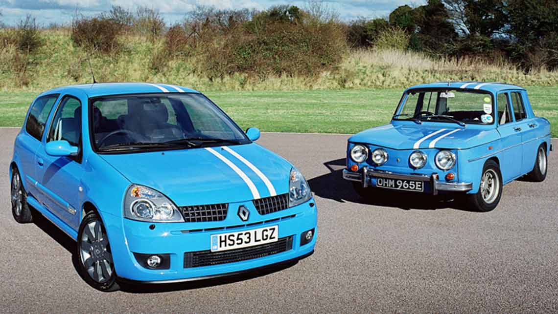 Renault Clio Sport 2005 Review Carsguide