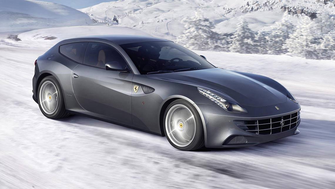 Why Ferrari Will Never Build An Suv Car News Carsguide
