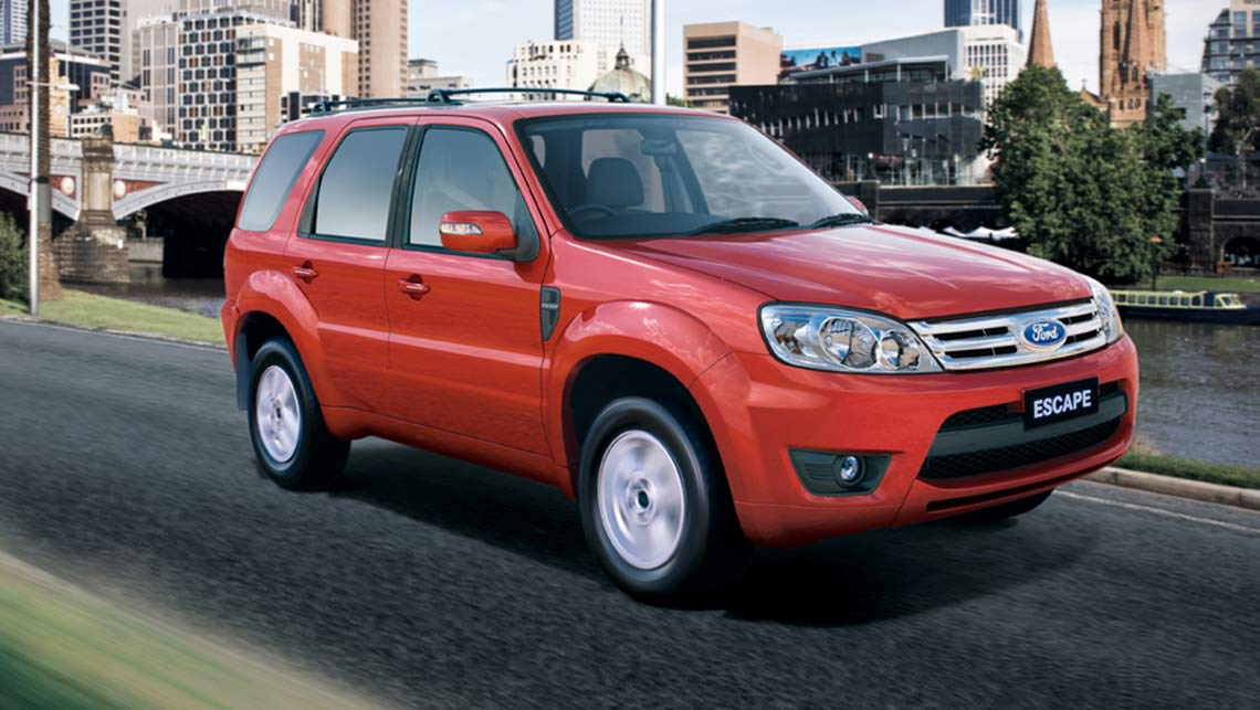 Used Ford Escape ZD review: 2008-2012 | CarsGuide