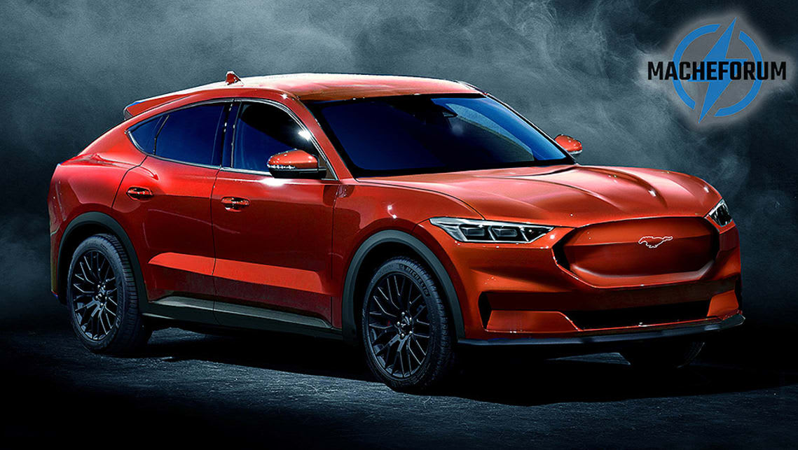 Smart Buy Auto >> Ford's electric Mustang SUV named! Australian launch on ...