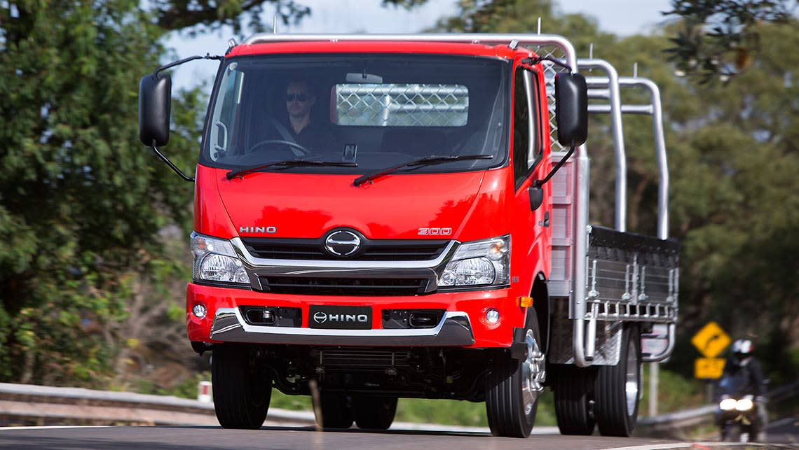 2014 Hino 300 High Power review | CarsGuide