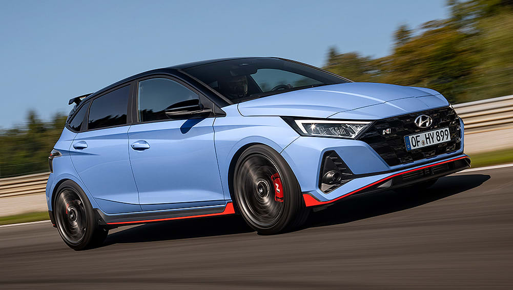 2021 Hyundai i20 N detailed! New Volkswagen Polo GTI and Ford Fiesta ST rival launches with turbo power and manual fun