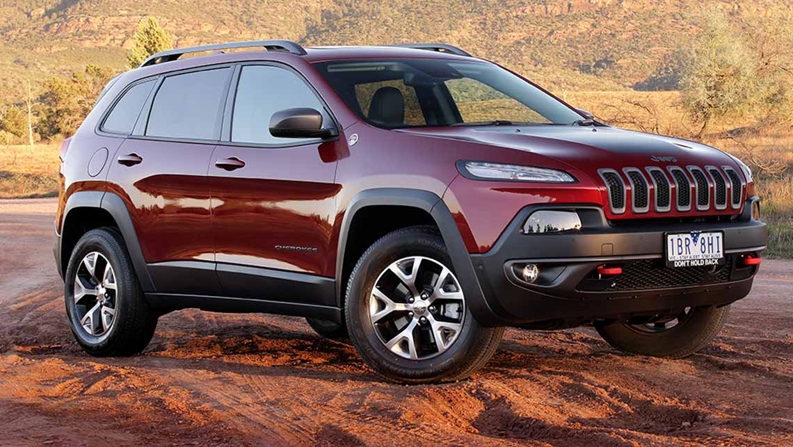 Jeep Cherokee Trailhawk 2014 review | CarsGuide