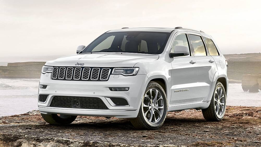 Jeep Grand Cherokee Summit 2020 pricing and spec confirmed: New luxury