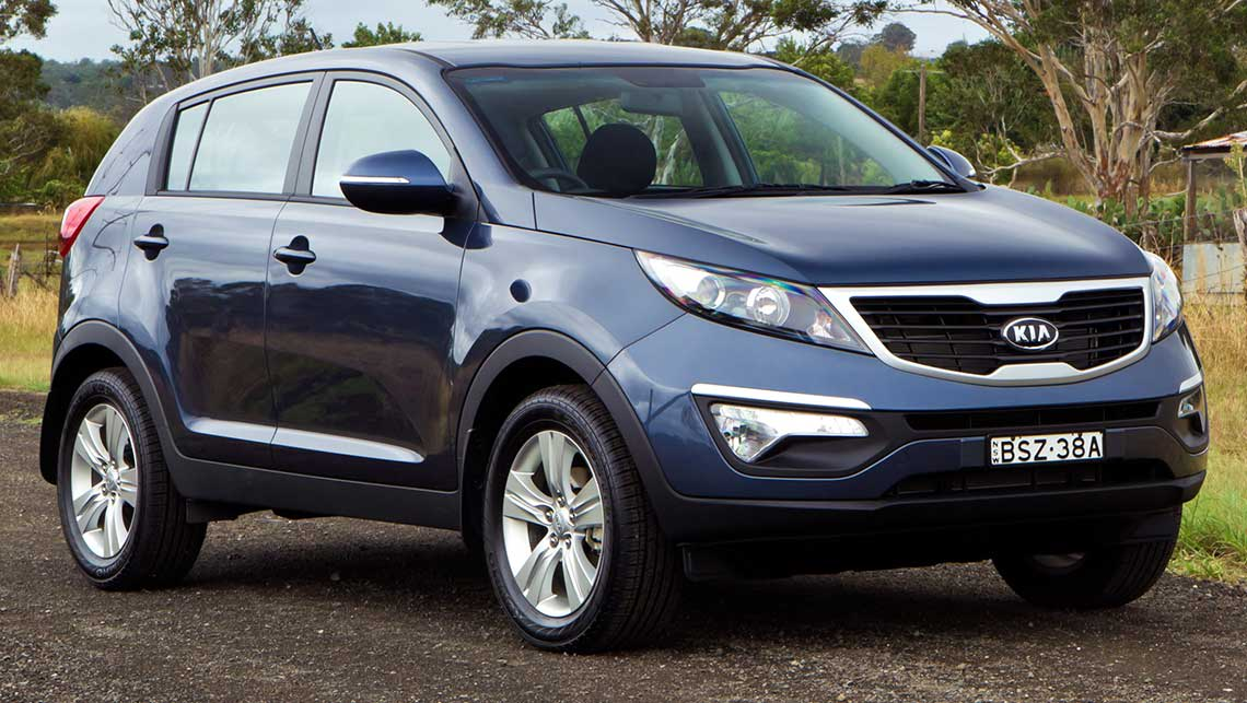 Used Kia Sportage Review 2010 2013 Carsguide