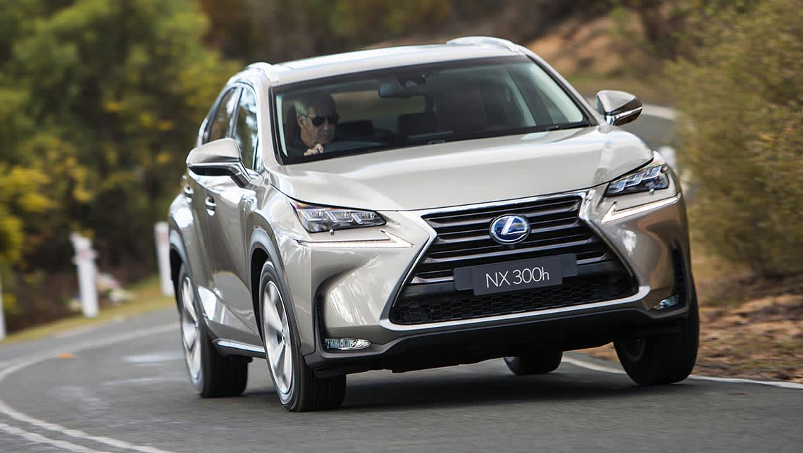 Lexus Nx300h 2014 Review Carsguide
