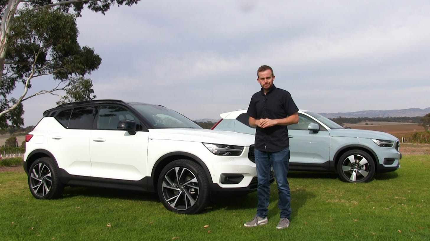 Volvo Xc40 2018 Review Carsguide