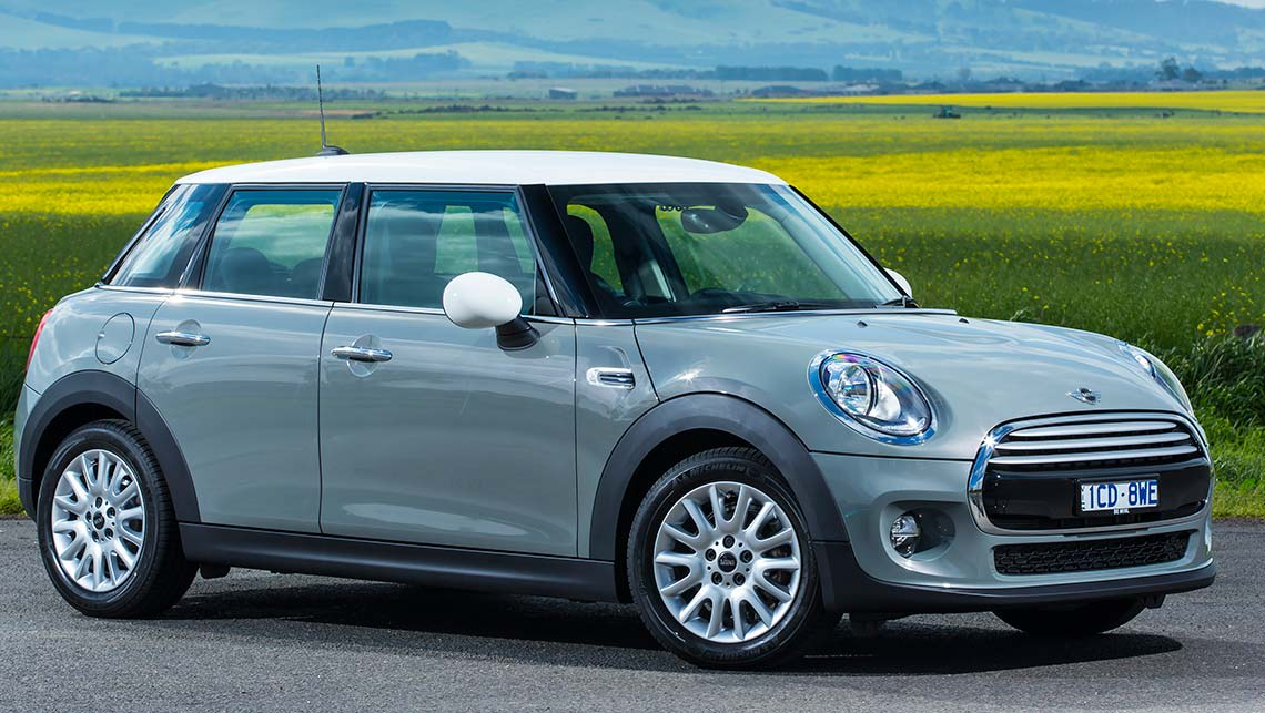 5 Door Car >> Mini Cooper 5 Door 2015 Review Carsguide