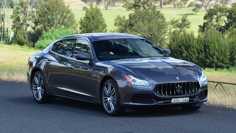 Maserati Quattroporte 2017 review | CarsGuide