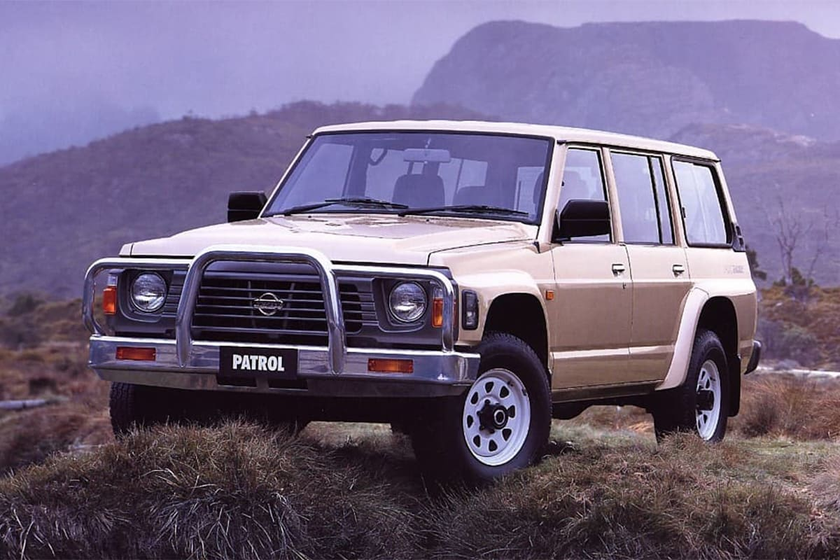 Used Nissan Patrol Gq Y60 Review 1988 1997 Carsguide