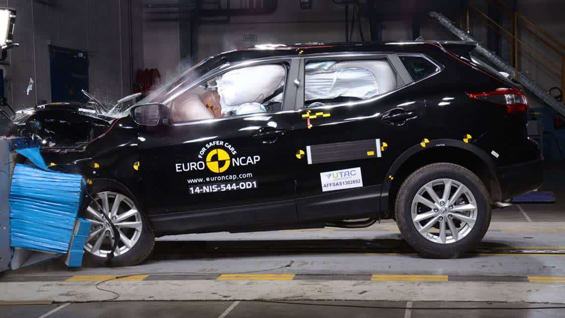 Ancap Slams Nissan For Deleting Safety Tech Car News Carsguide