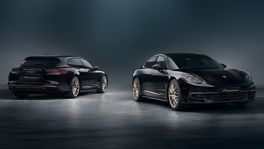 Porsche Panamera 2020 Pricing And Specs New 10 Years Edition Gets White Gold Treatment Car News Carsguide