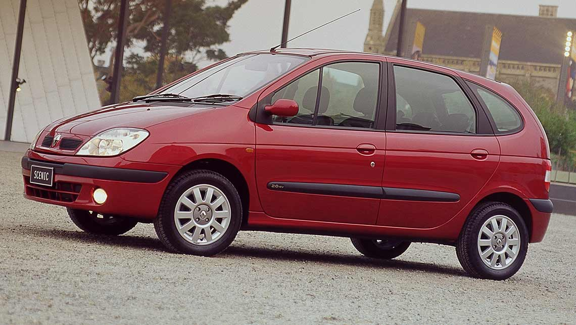 Used Renault Scenic review: 2001-2005   CarsGuide