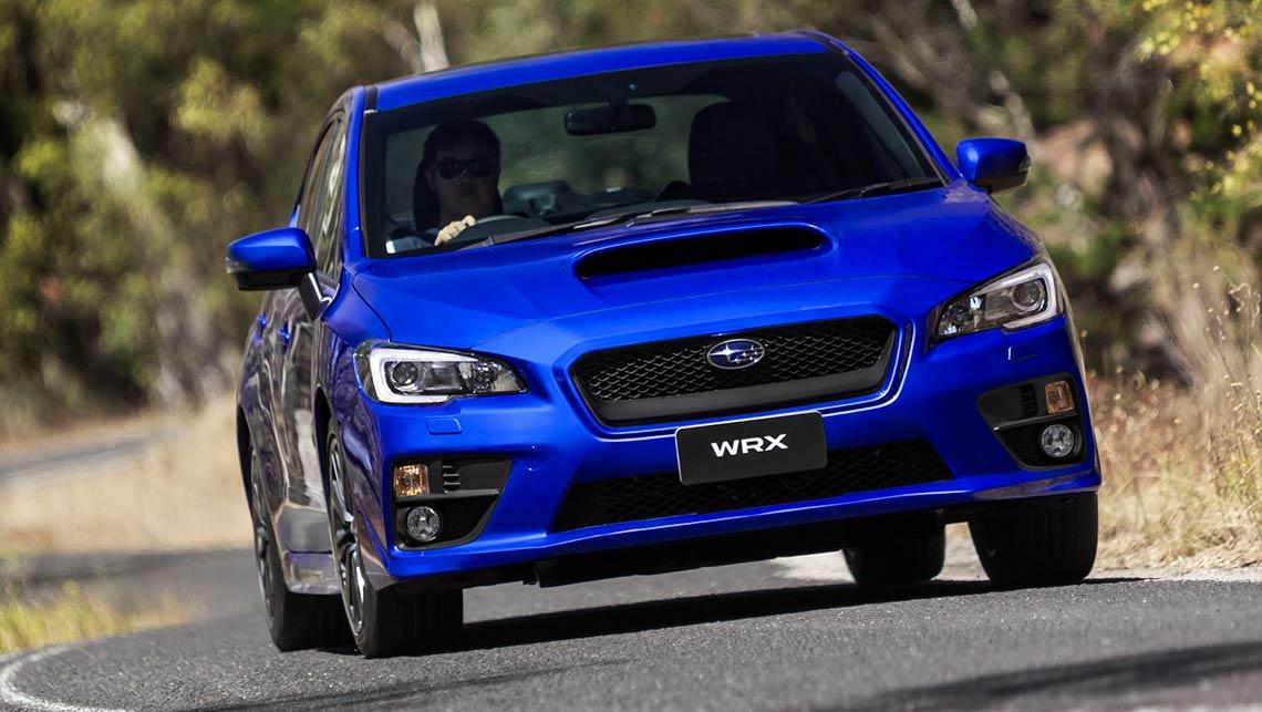 Subaru Wrx Sti 2014 Review Road Test Carsguide