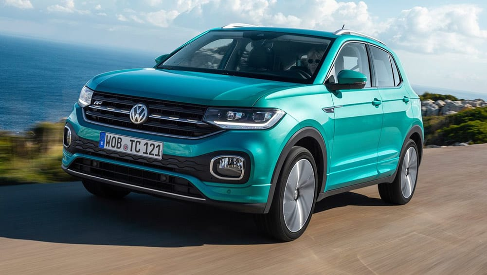 New VW T-Cross 2020 pricing and spec confirmed: Small SUV ...