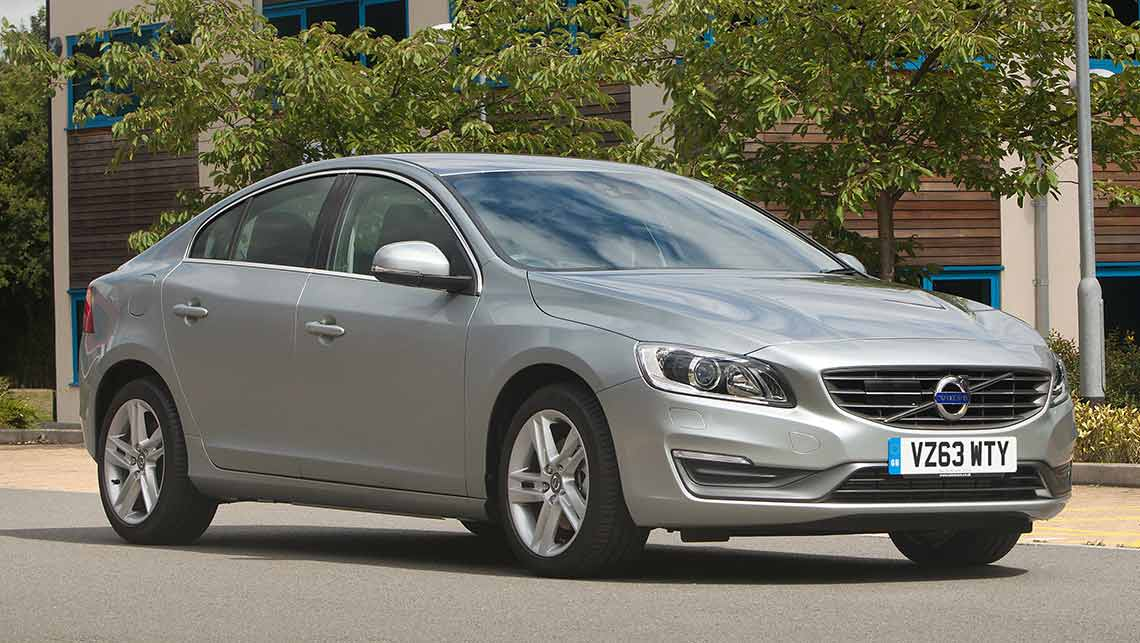 Volvo S60 T5 2014 Review Carsguide