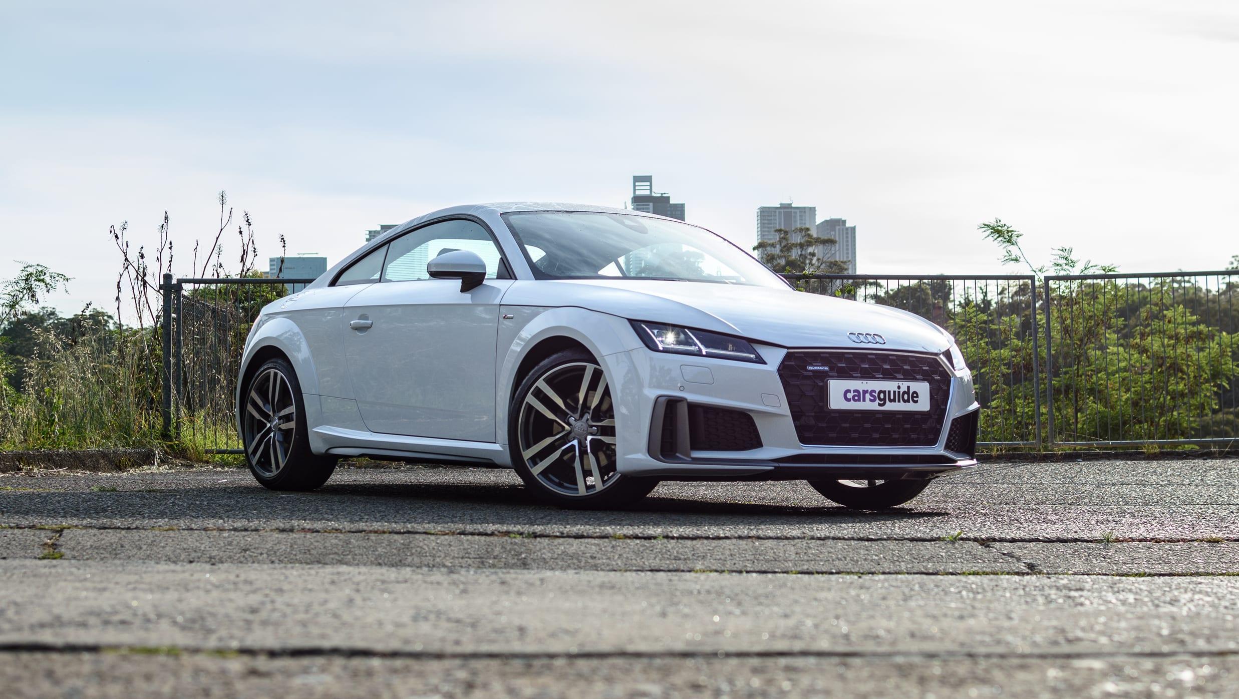 Audi TT 2020 review: snapshot