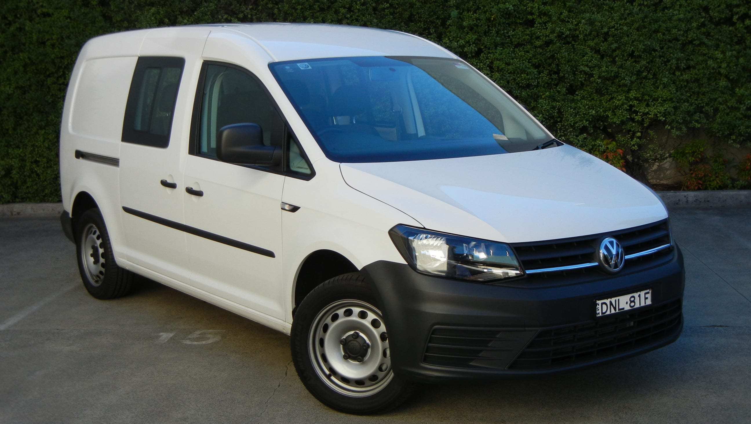 Vw Caddy 2018 Review Carsguide