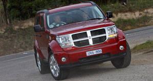 Dodge Nitro STX diesel 2007 review | CarsGuide